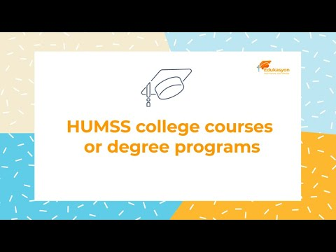 What College Courses Can I Take After HUMSS?