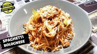 HELPPO PASTA BOLOGNESE (Spaghetti Bolognese)