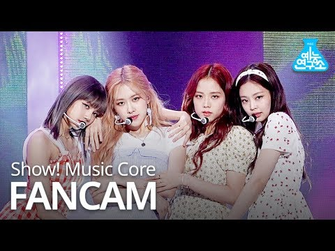[예능연구소 직캠] BLACKPINK - Don't Know What To Do,블랙핑크 - Don't Know What To Do @Show! Music Core 20190406