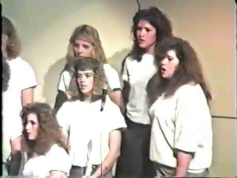 1987 Libby High School Choir Concert