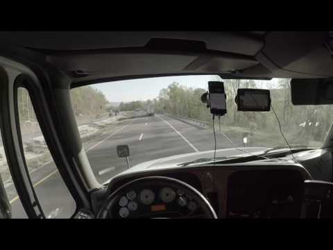 Trucking | Back up The Mountain