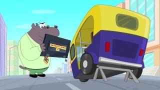 Rat-A-Tat | Chotoonz Kids Cartoon Videos- 'Rickshawwalla Don'