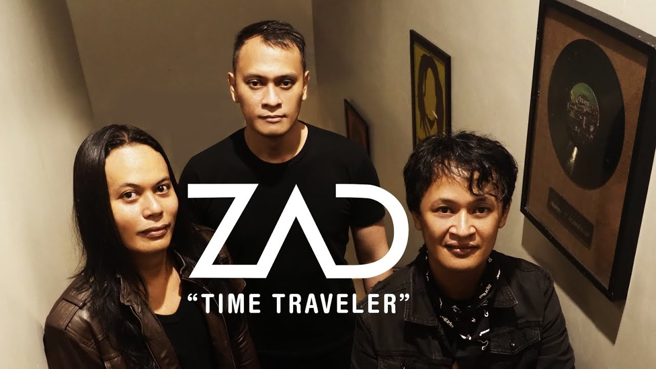 Time Traveler - Andra Ramadhan & The ZAD Project (Live ...
