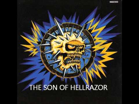 THE SON OF HELLRAZOR presents THE BATTLE IN MY MIND