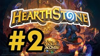 Hearthstone: Kobolds and Catacombs - Waxy Strategy! - Part 2