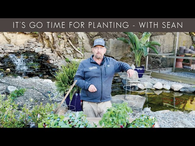 5/13/2021 It's Go time for Planting with Sean