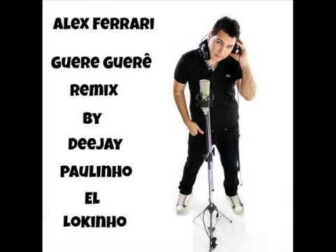 Karaoke Guere Guerê - Video with Lyrics - Alex Ferrari