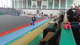 Спортивная гимнастика 3 взрослый разряд(2)