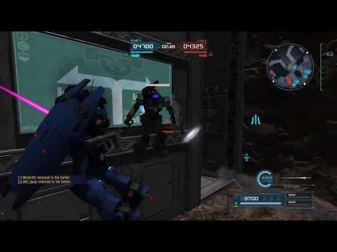 Zaku pilot suffers from brain ʇɹɐnɯɐ - MOBILE SUIT GUNDAM BATTLE OPERATION 2  