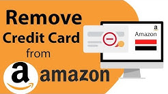 How to Remove Credit Card Details from Amazon Account