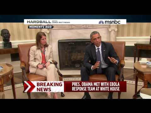 Obama: Ebola Risk Is 'Relatively Low' For 'Ordinary Folks'