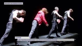 """Danse : les """"suites curieuses"""" du petit chaperon rouge"""