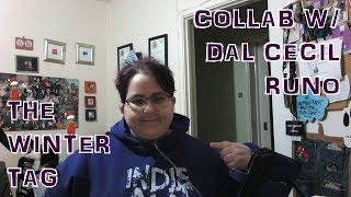 Author Tag: The Winter Tag - Collab w/ Dal Cecil Runo [CC]