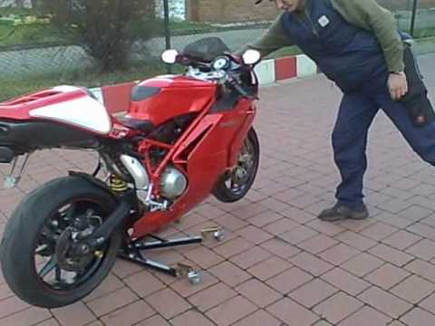 Ducati 999 Paddock Racing Stand By Bursig
