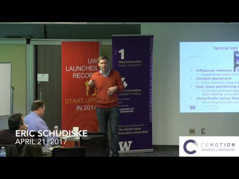 Fundamentals for Startups: Public Relations with Eric Schudiske