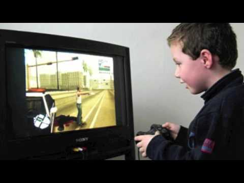 Do Television And Video Games Impact >> The Impact Of Violent Video Games On Children Youtube