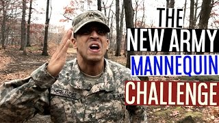 The New Army Mannequin Challenge!