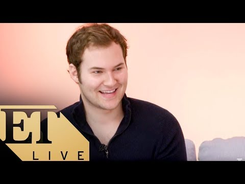LIVE With Justin Prentice of '13 Reasons Why' on NETFLIX