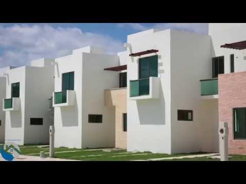 Casas Infonavit Cancun : Terramagna cancun casas en venta youtube