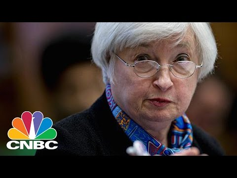 Janet Yellen Did The Right Thing Despite Dissent | Squawk Box | CNBC