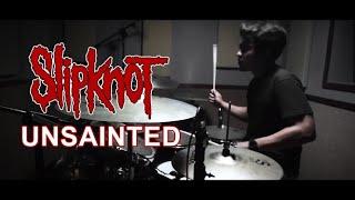 "Gusde Krisnayana - SLIPKNOT - ""Unsainted"" Drum Cover"