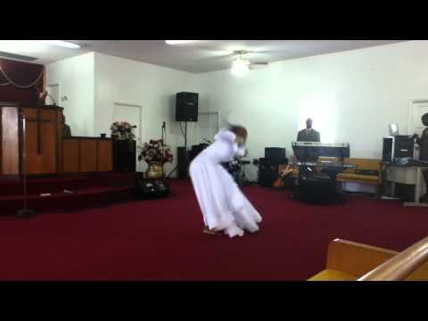 Bree: God Blocked It ~ Praise Dance