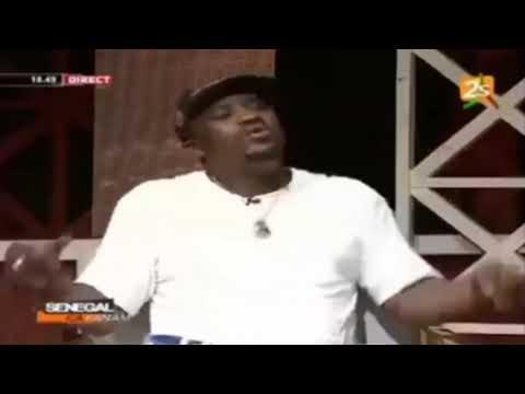 """Download Khalifa Rappeur descend Tounkara sur le plateau """"Sénégal Ça Kanam"""""""