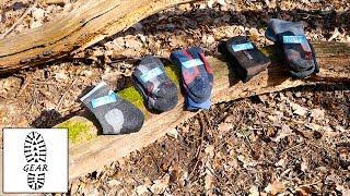 Outdoor-Socken Produktlinie von Tashev