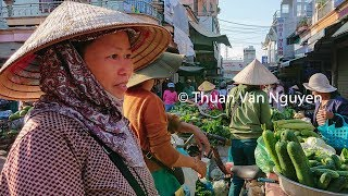 Vietnam    Ea Kar Market    Dak Lak Province