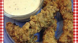 Chicken Fried Steak Fingers Recipe  Noreens Kitchen