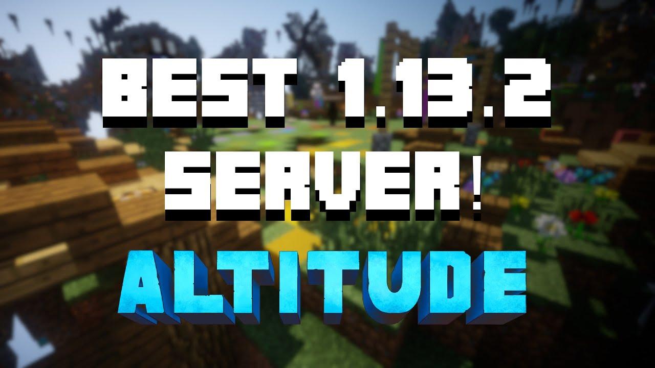 Top 1 13 2 Minecraft Servers