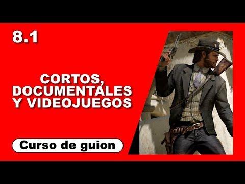 8.1 Cortometrajes, documentales y videojuegos [Curso de guion | Cortos | Documental | Videojuegos]