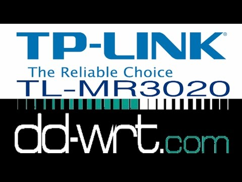 DDWRT TL MR3020