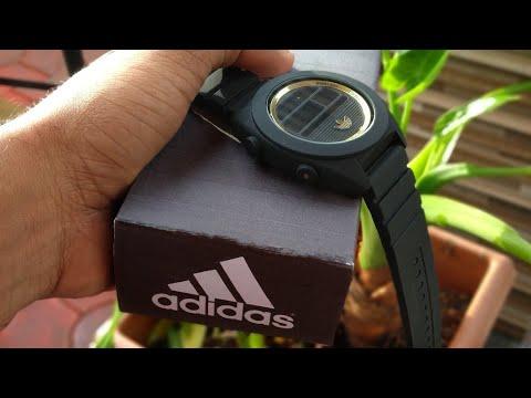 Adidas Men's Santiago XL Digi Alarm Chronograph Watch ADH2907 | Adidas watch | special unboxing