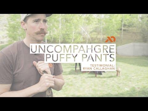 Puffy Pant Testimonial