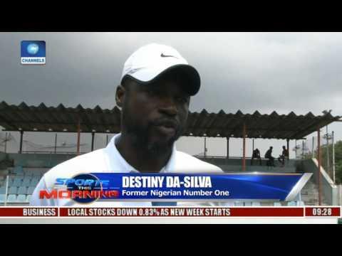 Sports This Morning: Focus On Tennis Coaching Development In Nigeria