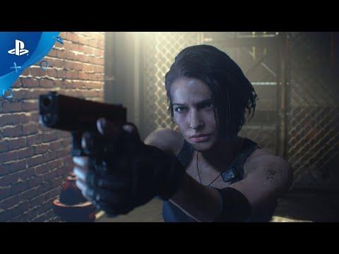 Resident Evil 3 | Demo Announcement Trailer | PS4