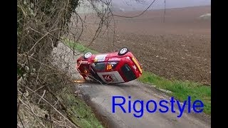 Rallye du Touquet 2019 Crash limit By Rigostyle