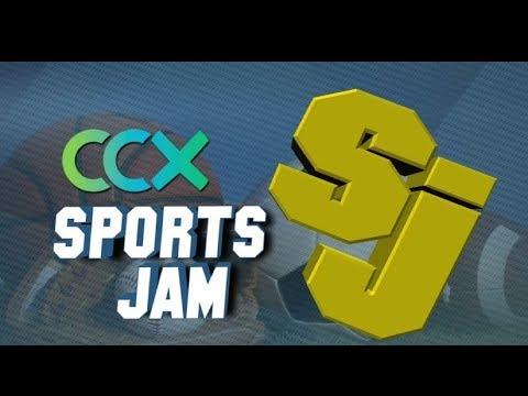 Sports Jam, December 4, 2017