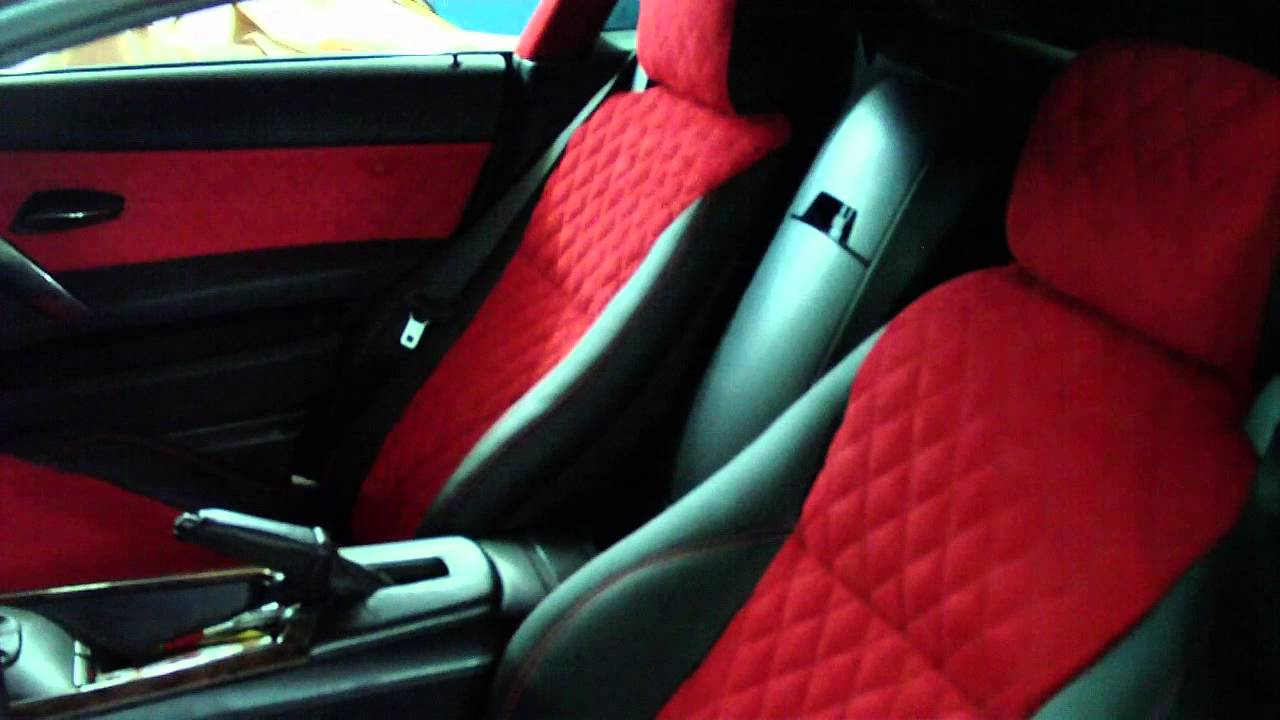 BMW Z4 custom interior design - YouTube