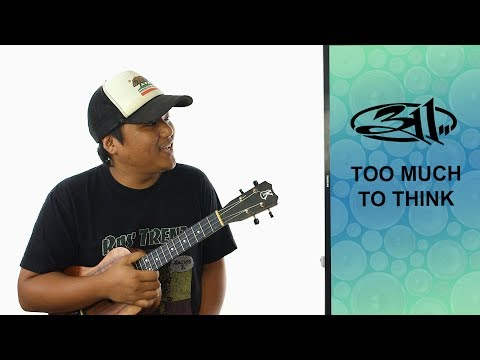 Ukulele Whiteboard Request - Too Much To Think