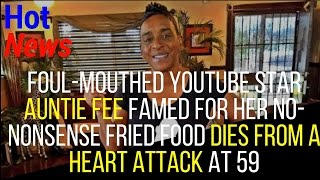 auntie fee funeral | auntie fee cooking| when is auntie fee funeral