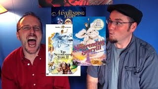 Nostalgia Critic Real Thoughts On: Neverending Story Movies
