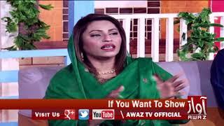 Awaz Comedy Club Nusrat Seher Ep 02 20 10 2018