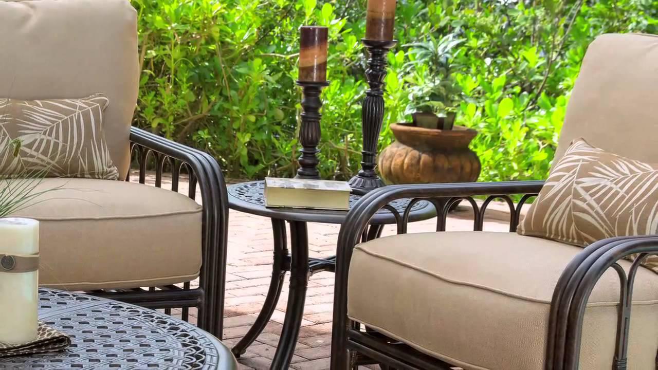 Aruba 6 Piece Patio Deep Seating Set