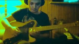 Foals - Tron (Guitar Cover)