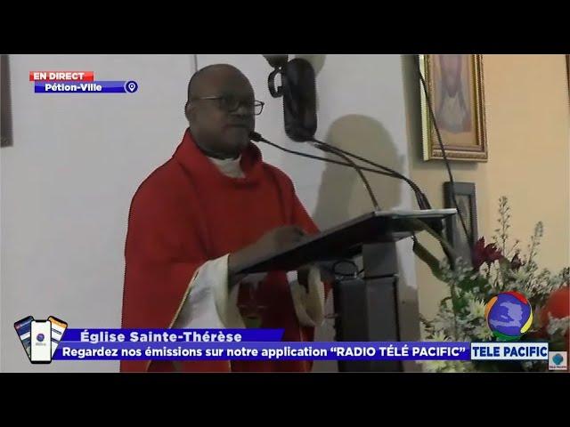 🔴 Église Sainte Thérèse de Pétion-Ville | EN DIRECT | Messe du Dimanche 9 Mai 2021