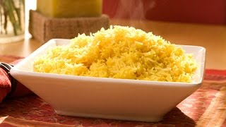 How to Cook Aromatic Yellow Rice - How to Make Yellow Rice - The Spicy Gourmet®