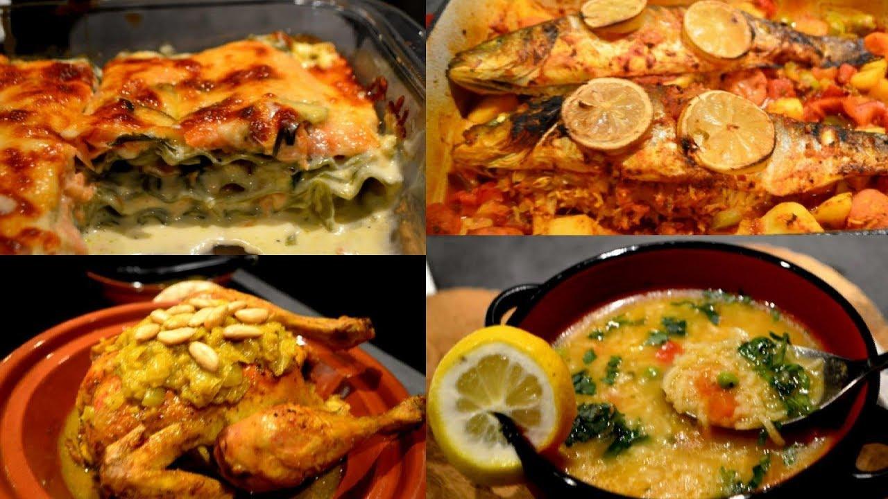 Pr parer 4 recettes de la cuisine marocaine et d 39 ailleurs - Cuisine thailandaise recette ...
