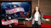 Stephanie McMahon welcomes WWE Universe WrestleMania 36 WWE Network Exclusive